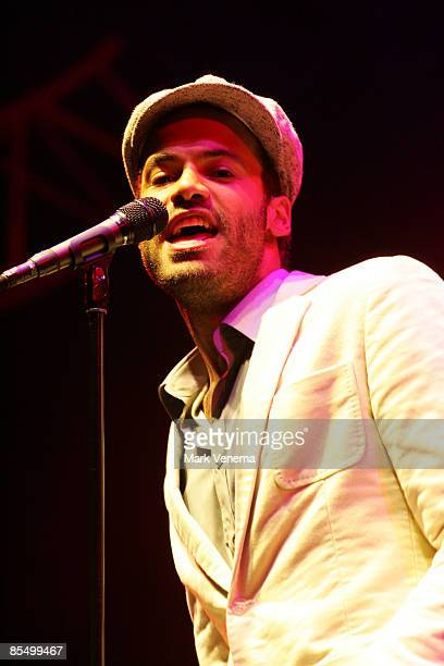Alain Clark performs live at the North Sea Jazz Festival in Ahoy on July 11 2008 in Rotterdam Netherlands