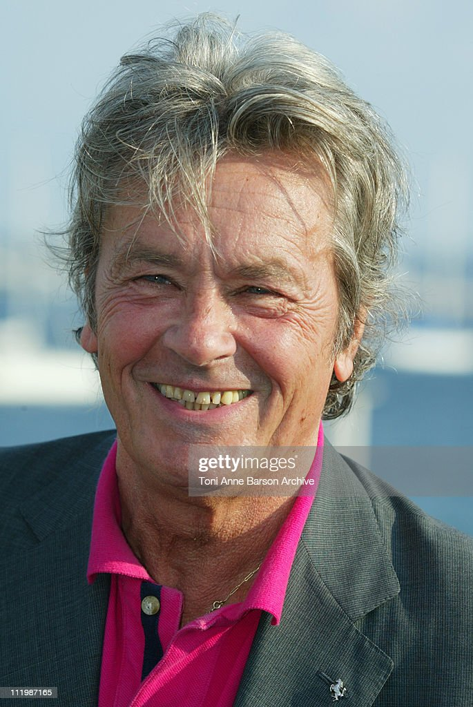 <a gi-track='captionPersonalityLinkClicked' href=/galleries/search?phrase=Alain+Delon&family=editorial&specificpeople=228460 ng-click='$event.stopPropagation()'>Alain Delon</a> during MIPCOM 2002 - <a gi-track='captionPersonalityLinkClicked' href=/galleries/search?phrase=Alain+Delon&family=editorial&specificpeople=228460 ng-click='$event.stopPropagation()'>Alain Delon</a> Photocall at Palais des Festivals in Cannes, France.