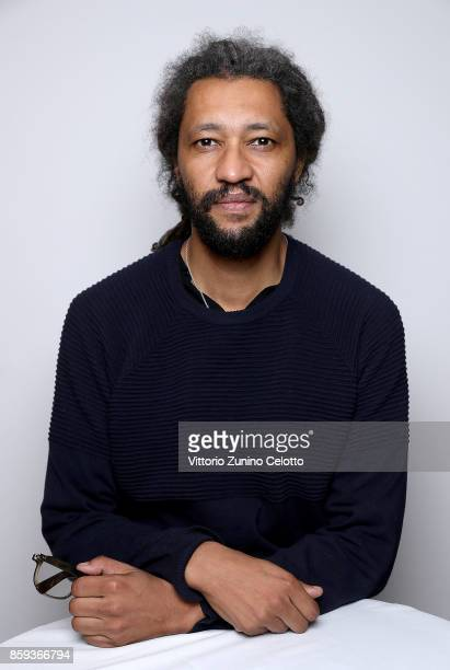 Alain Gomis during a FilmMaker Afternoon Tea at the 61st BFI London Film Festival on October 9 2017 in London England