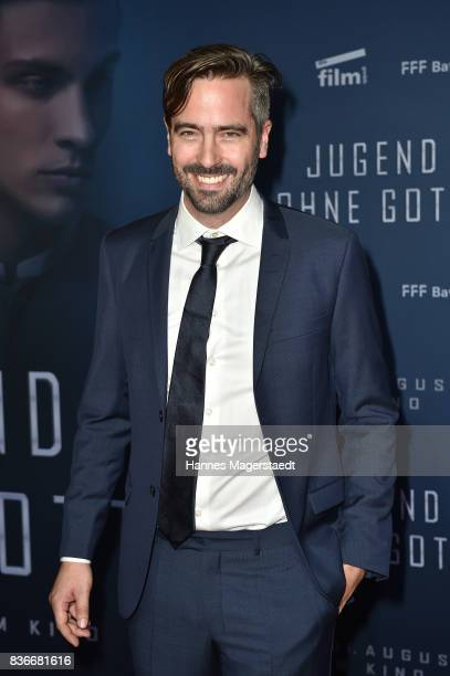 Alain Gsponer during the 'Jugend ohne Gott' premiere at Mathaeser Filmpalast on August 21 2017 in Munich Germany