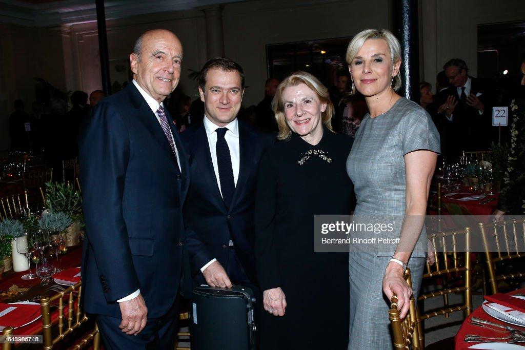 """""""Fondation Prince Albert II De Monaco"""" Celebrates Its 10th Anniversary In Paris"""