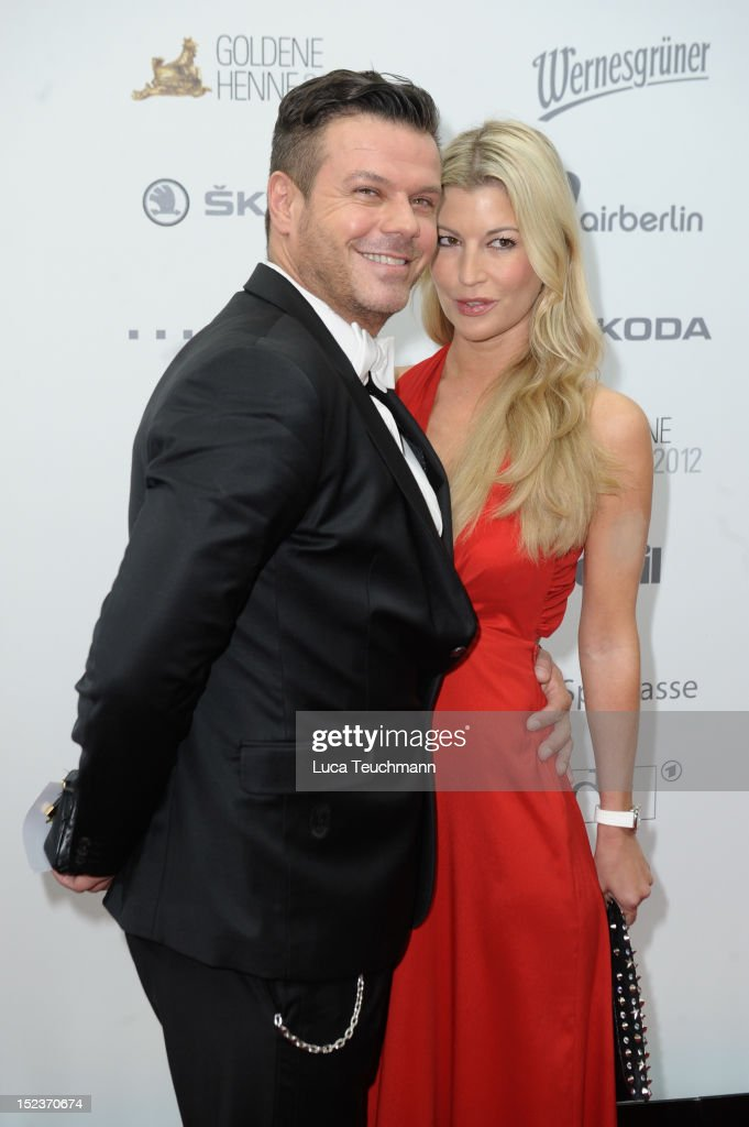 Alain Midzic attends the Goldene Henne Award at the Stage Theater Potsdamer Platz on September 19 2012 in Berlin Germany