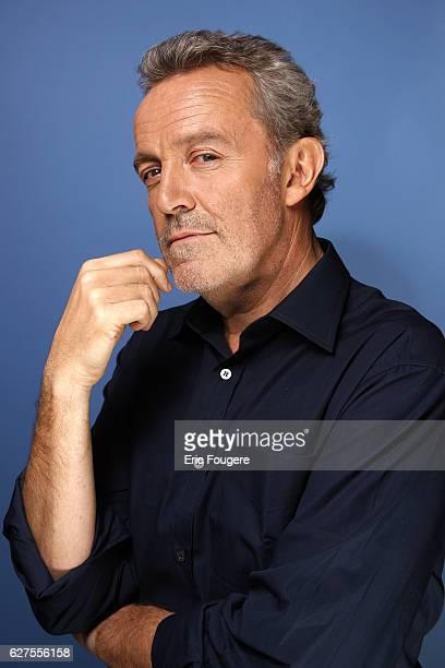 Alain Passard on the set of TV show 'Vous Aurez le Dernier Mot'