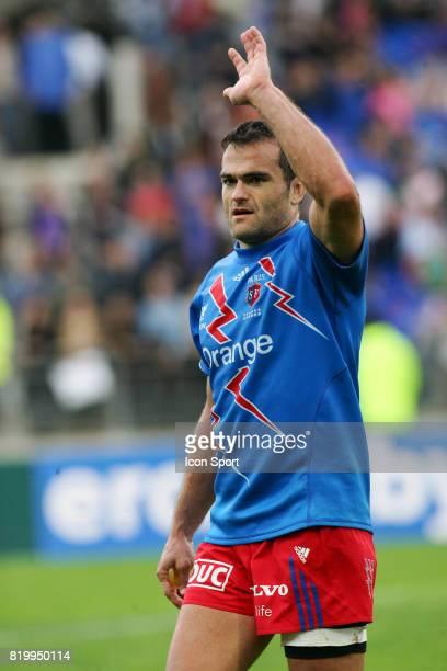 Alain PENAUD Stade Francais / Leicester Tigers Heineken Cup Stade Charlety