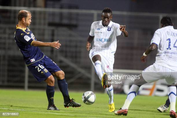 Alain TRAORE Arles Avignon / Auxerre 8e journee Ligue 1