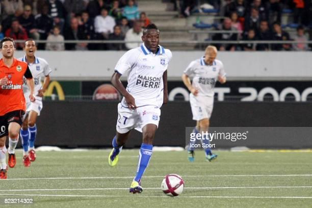 Alain TRAORE Lorient / Auxere 7eme journee de Ligue 1