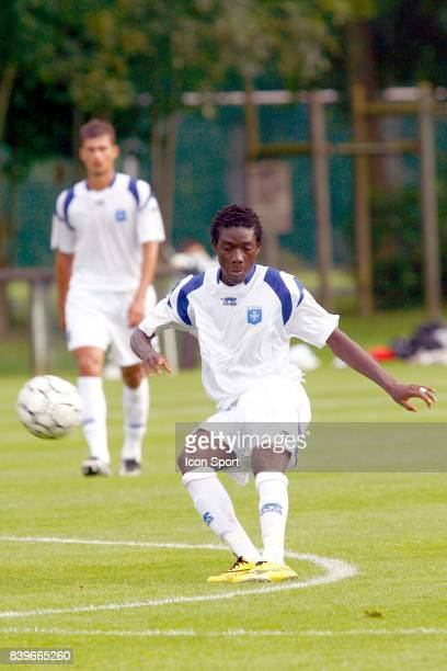 Alain TRAORE UNFP / Auxerre Clairefontaine