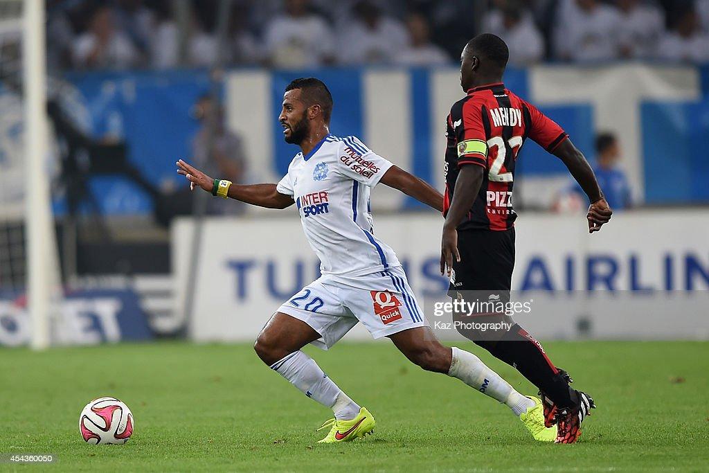 Olympique de Marseille v OGC Nice - Ligue 1