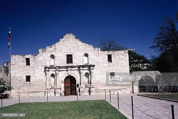 Alamo, San Antonio, Texas, USA