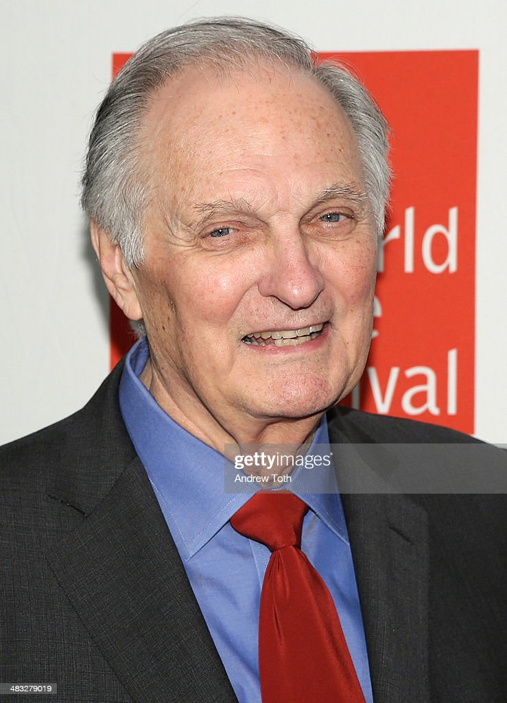 Alan Alda attends the World Science Festival Gala on April 7 2014 in New York