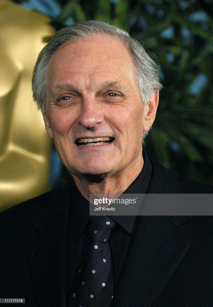 Alan Alda during The 77th Annual Academy Awards Nominees Luncheon at Beverly Hilton Hotel in Beverly Hills California United States