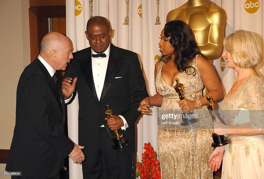 Alan Arkin winner Best Actor in a Supporting Role for 'Little Miss Sunshine' Forest Whitaker winner Best Actor in a Leading Role for 'The Last King...