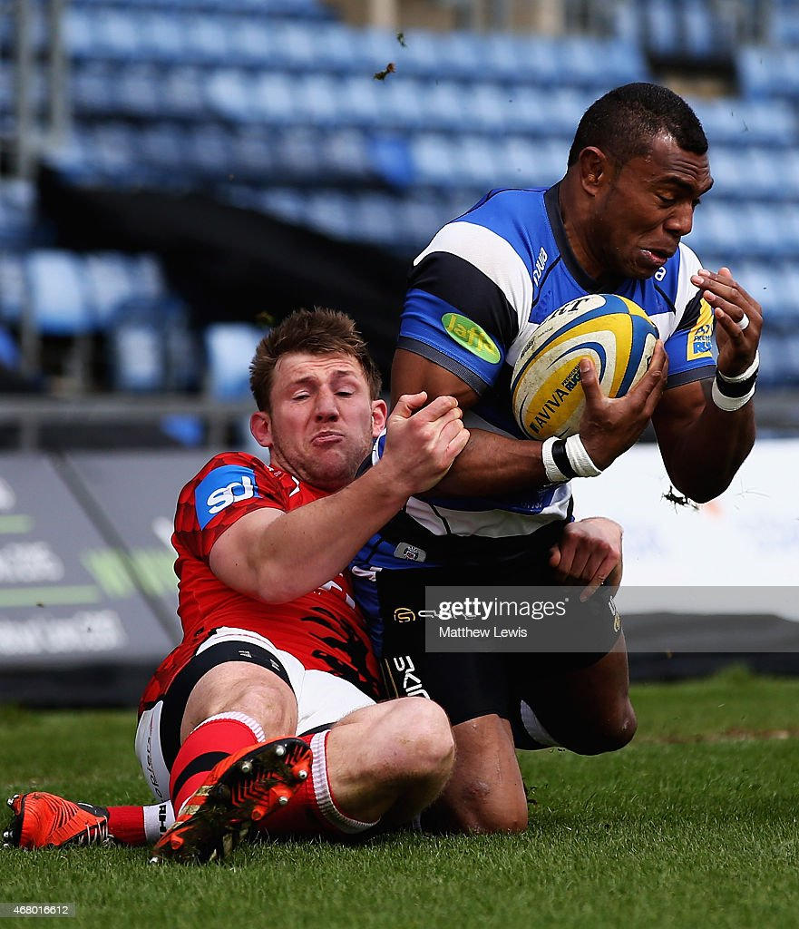 London Welsh V Bath Rugby - Aviva Premiership