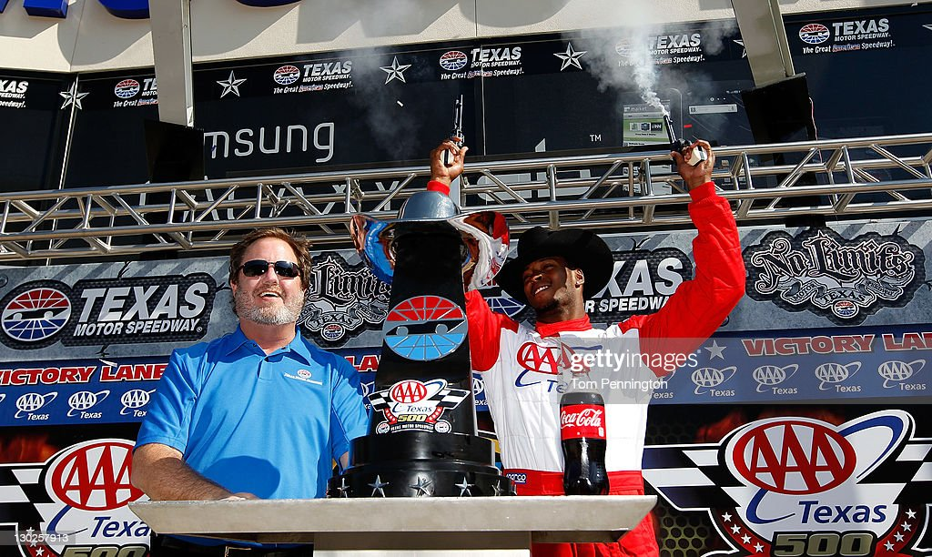 Kurt busch league all stars getty images for Victory motors fort dodge