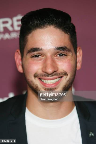 Alan Bersten attends the Entertainment Weekly's 2017 PreEmmy Party at the Sunset Tower Hotel on September 15 2017 in West Hollywood California