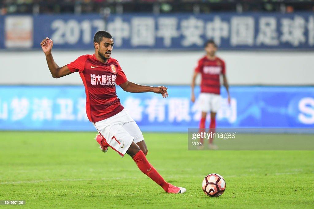 Guangzhou Evergrande v Guizhou Hengfeng Zhicheng - Chinese Super League