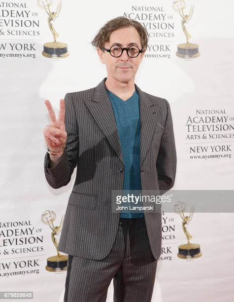 Alan Cumming attends 60th Anniversary New York Emmy Awards Gala at Marriott Marquis Times Square on May 6 2017 in New York City