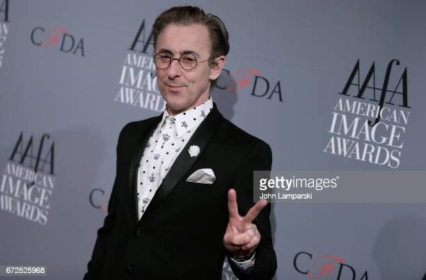 Alan Cumming attends the 39th annual AAFA American Image Awards at 583 Park Avenue on April 24 2017 in New York City