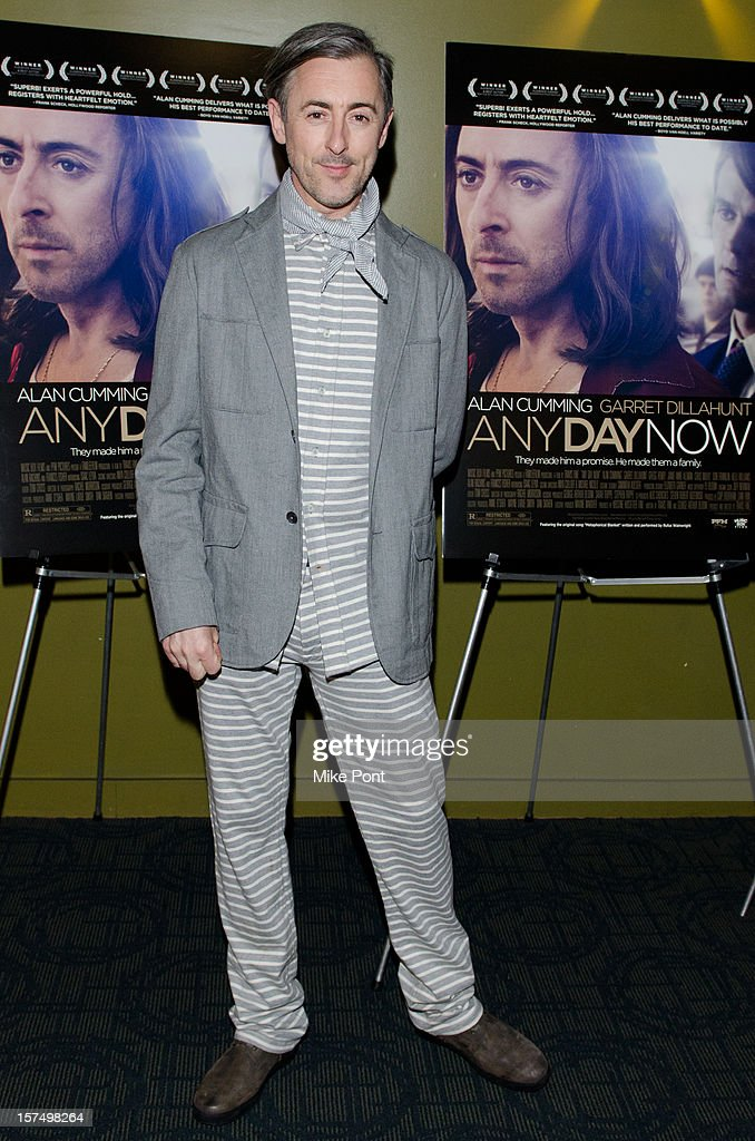 Alan Cumming attends the 'Any Day Now' premiere at Sunshine Landmark on December 3, 2012 in New York City.