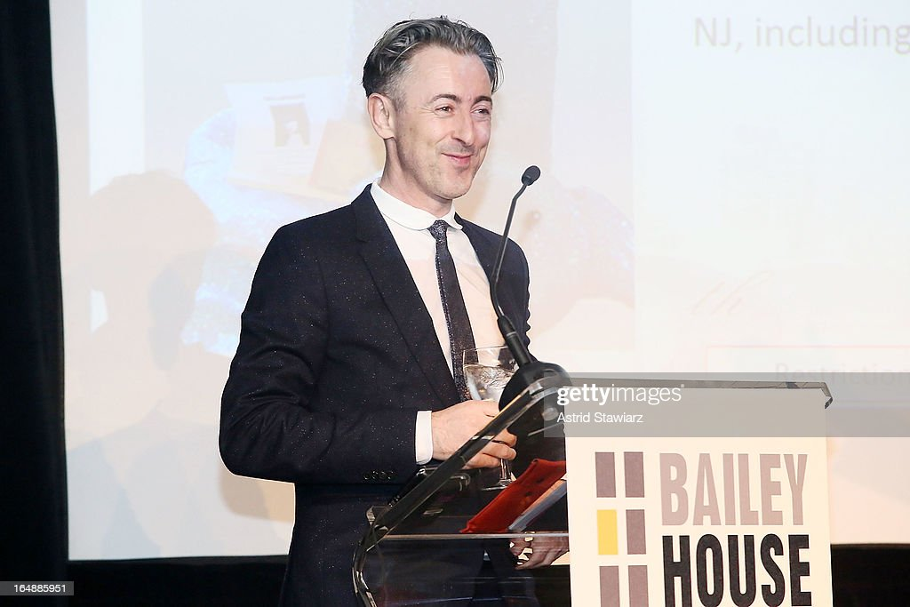 Alan Cumming attends the Bailey House 30th Anniversary Auction & Gala at Pier Sixty at Chelsea Piers on March 28, 2013 in New York City.