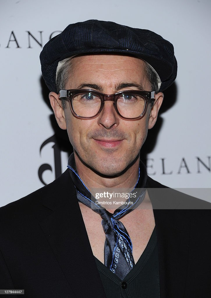 Alan Cumming attends the 'Melancholia' premiere after party during the 49th annual New York Film Festival at the Stone Rose Lounge on October 3 2011...
