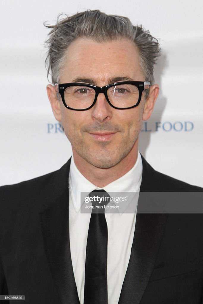 Alan Cumming attends the Project Angel Food's Annual Summer Soiree at Project Angel Food on August 18, 2012 in Los Angeles, California.