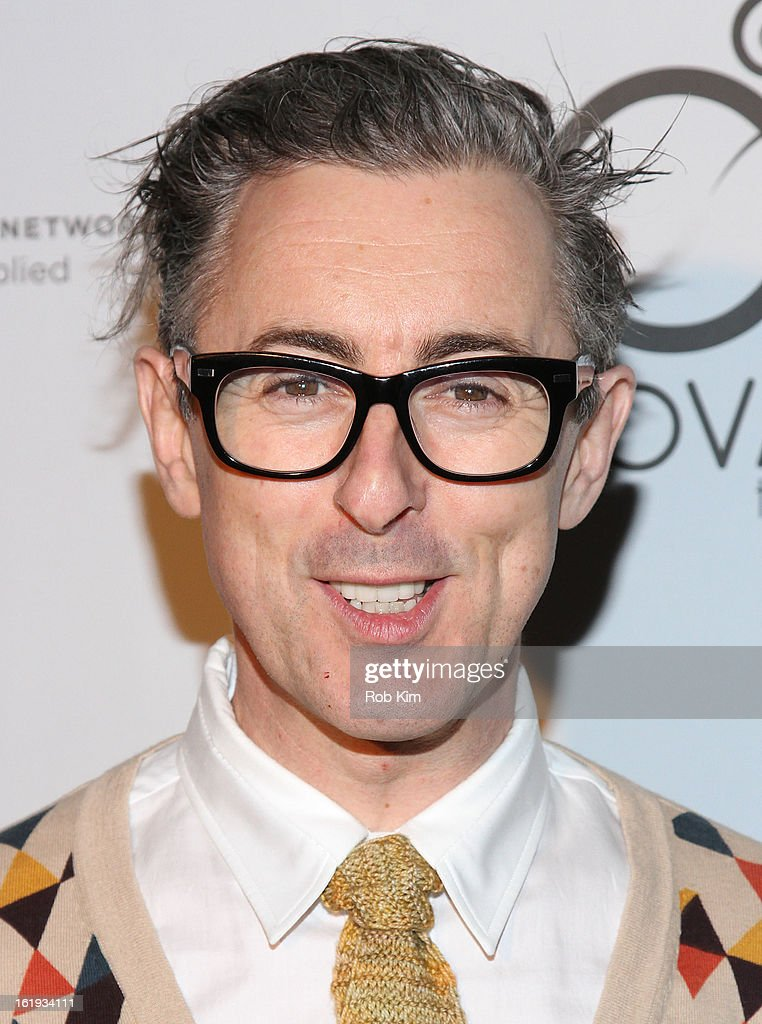 <a gi-track='captionPersonalityLinkClicked' href=/galleries/search?phrase=Alan+Cumming&family=editorial&specificpeople=202521 ng-click='$event.stopPropagation()'>Alan Cumming</a> attends The Rainforest Action Network Benefit at The Cutting Room on February 17, 2013 in New York City.