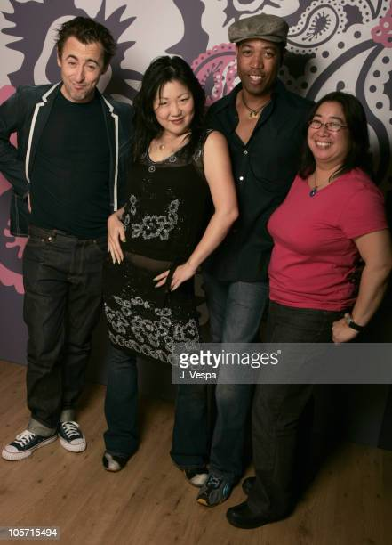 Alan Cumming Margaret Cho Bruce Daniel and Lorene Machado director