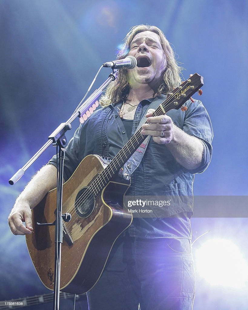Alan Doyle of Great Big Sea performs on Day 9 of the RBC Royal Bank Bluesfest on July 12, 2013 in Ottawa, Canada.