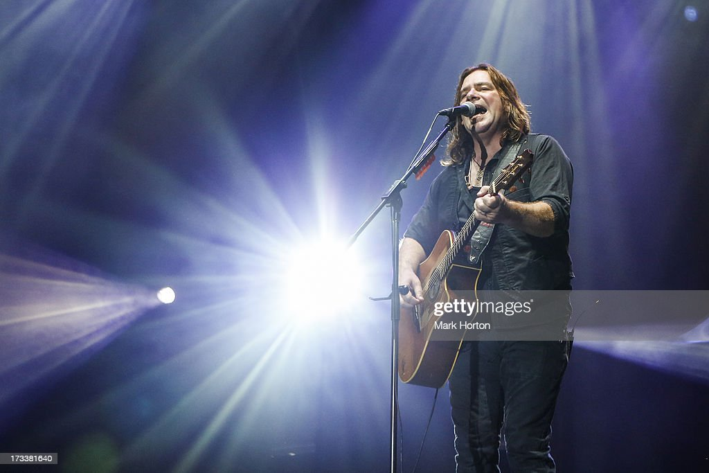 <a gi-track='captionPersonalityLinkClicked' href=/galleries/search?phrase=Alan+Doyle+-+Musicien&family=editorial&specificpeople=707870 ng-click='$event.stopPropagation()'>Alan Doyle</a> of Great Big Sea performs on Day 9 of the RBC Royal Bank Bluesfest on July 12, 2013 in Ottawa, Canada.