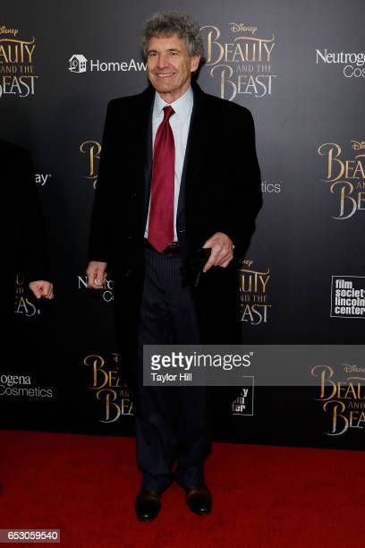 Alan F Horn attends the 'Beauty and the Beast' New York screening at Alice Tully Hall Lincoln Center on March 13 2017 in New York City