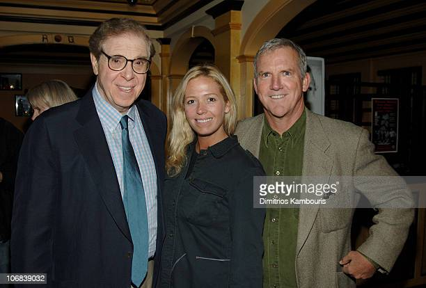 Alan Hruska Rachel Peters and Jamey Sheridan during 13th Annual Hamptons International Film Festival 'The Warrior Class' After Party at Madame Tong's...
