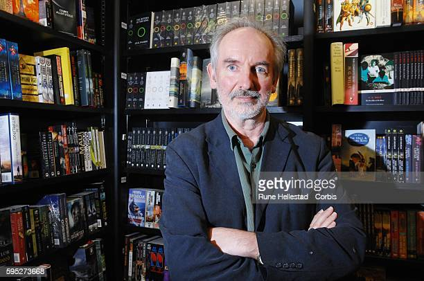 Alan Lee attends the launch of JRR Tolkien's book 'The Children Of Hurin' at Waterstone's Piccadilly in central London