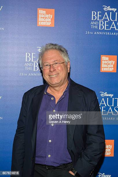 Alan Menken attend the 'Beauty The Beast' 25th Anniversary Screening at Alice Tully Hall Lincoln Center on September 18 2016 in New York City