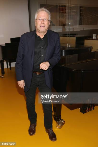Alan Menken attends NYU Steinhardt Music and Performing Arts Presents Songwriters Hall of Fame Master Sessions @ NYU with Alan Menken on March 6 2017...