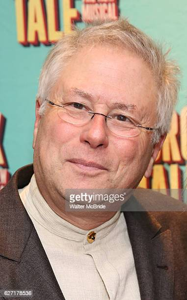 Alan Menken attends the Broadway Opening Night After Party for 'A Bronx Tale' at The Marriot Marquis Hotel on December 1 2016 in New York City