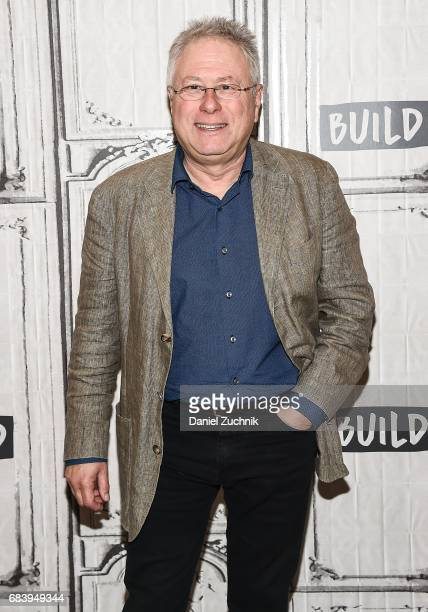 Alan Menken attends the Build Series to discuss 'A Bronx Tale' at Build Studio on May 16 2017 in New York City