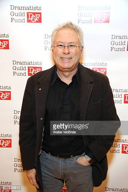 Alan Menken attends The Dramatists Guild Fund presents 'The Legacy Project Volume III' screening at The Time Center on December 3 2016 in New York...