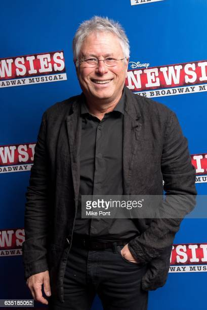 Alan Menken attends the 'Newsies' New York Premiere at AMC Loews Lincoln Square 13 on February 13 2017 in New York City
