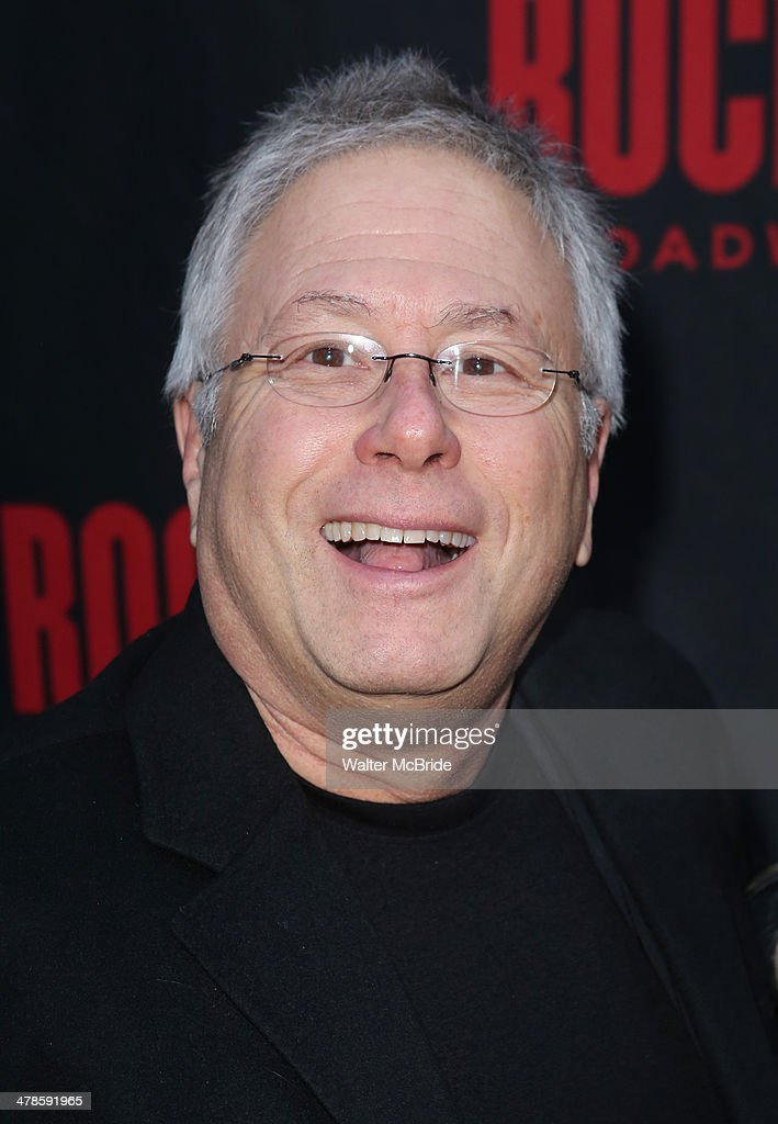Alan Menken attends the 'Rocky' Broadway Opening Night at Winter Garden Theatre on March 13, 2014 in New York City.