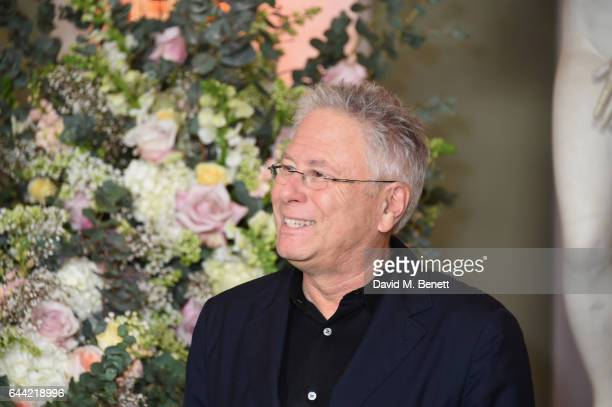 Alan Menken attends the UK launch event for 'Beauty And The Beast' at Spencer House on February 23 2017 in London England