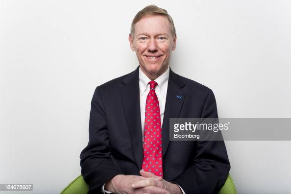 Ford Ceo Alan Mulally Interview Photos And Images Getty