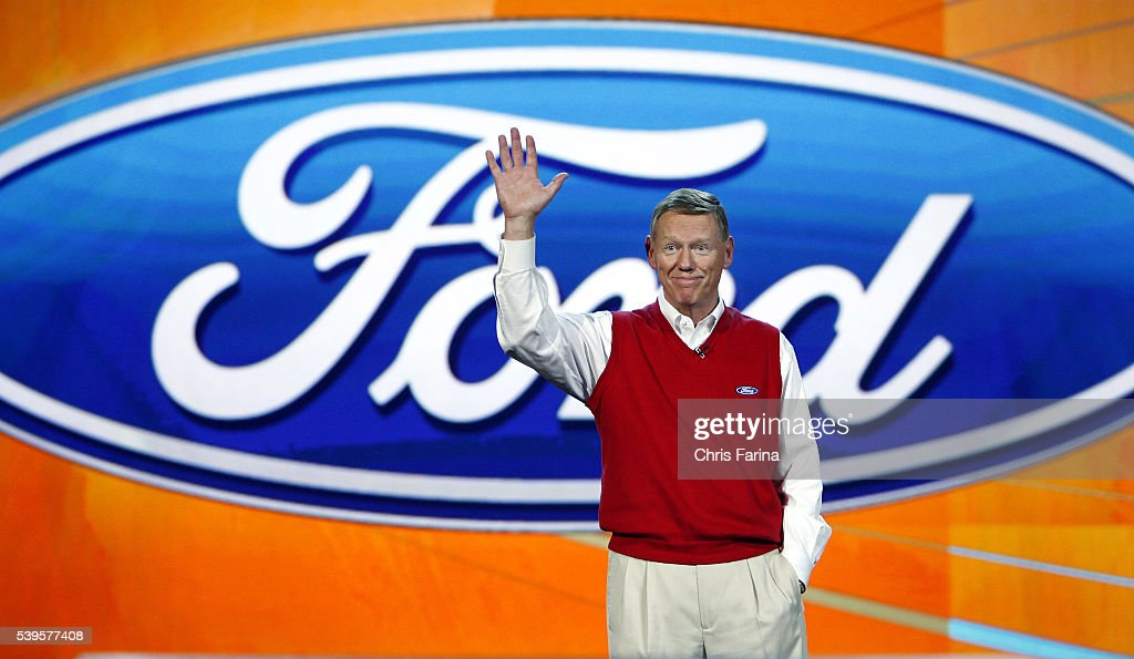 ford motor company alan mulally email address