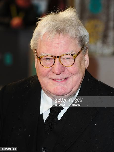 Alan Parker arriving for the 2013 British Academy Film Awards at the Royal Opera House Bow Street London