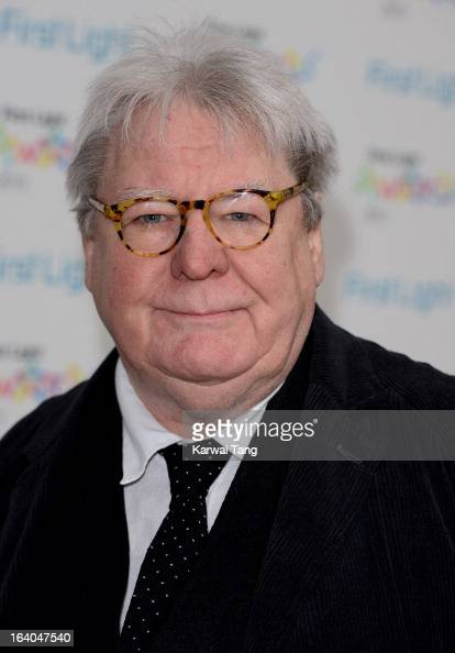 Alan Parker attends the First Light Awards at Odeon Leicester Square on March 19 2013 in London England