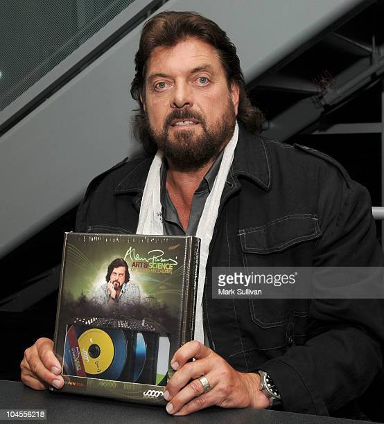 Alan Parsons attends An Evening With Alan Parsons at The GRAMMY Museum on September 29 2010 in Los Angeles California