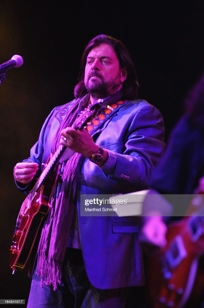 <a gi-track='captionPersonalityLinkClicked' href=/galleries/search?phrase=Alan+Parsons&family=editorial&specificpeople=2854529 ng-click='$event.stopPropagation()'>Alan Parsons</a> of The <a gi-track='captionPersonalityLinkClicked' href=/galleries/search?phrase=Alan+Parsons&family=editorial&specificpeople=2854529 ng-click='$event.stopPropagation()'>Alan Parsons</a> Live Project performs on stage during the Greatest Hits Tour 2013 at the Gasometer Wien Music Hall on March 22, 2013 in Vienna, Austria.