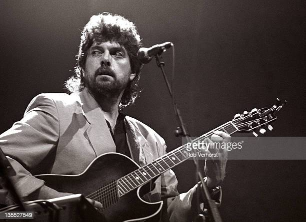 Alan Parsons performs on stage Ahoy Rotterdam Netherlands 15th May 1994