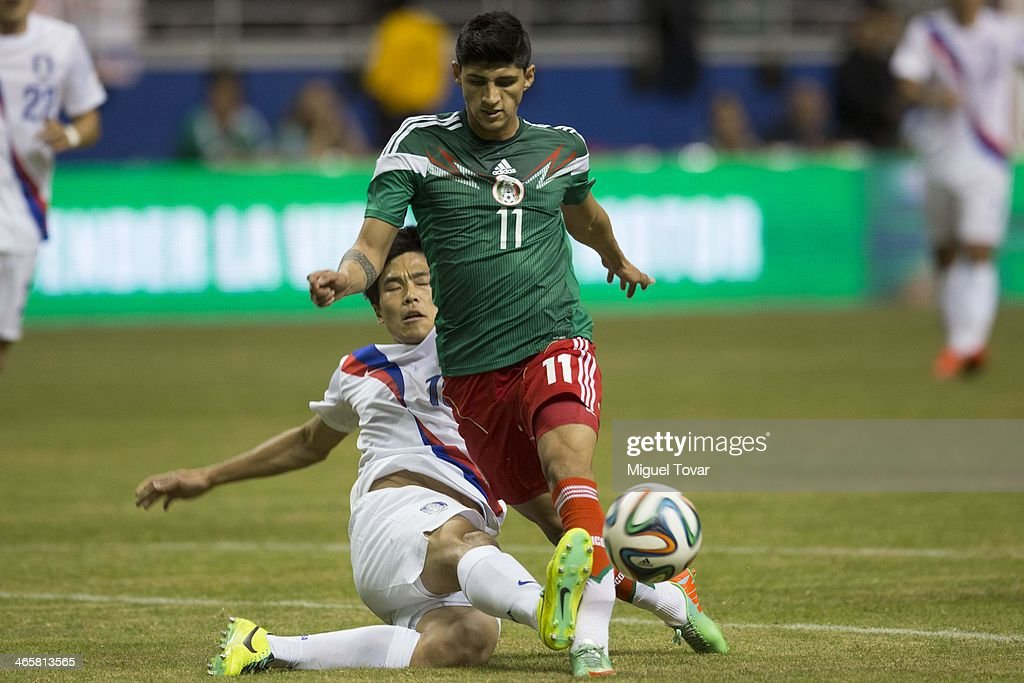 Mexico v South Korea - FIFA Friendly Match