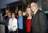 Alan Rickman director Joseph Sargent Mary Stuart Masterson Robert Cort executive producer Keri Putnam senior vice president of HBO Films and Eric...